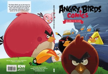 Angry Birds Comics v01 - Welcome to the Flock