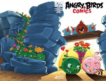 Angry Birds Comics 06 (November 2014)