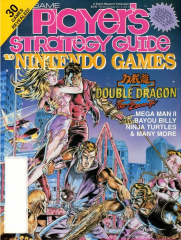 Game Player's Strategy Guide to Nintendo Games Vol.2 No.6 (December/January 1989)