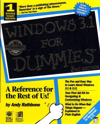 Windows 3.1 for Dummies