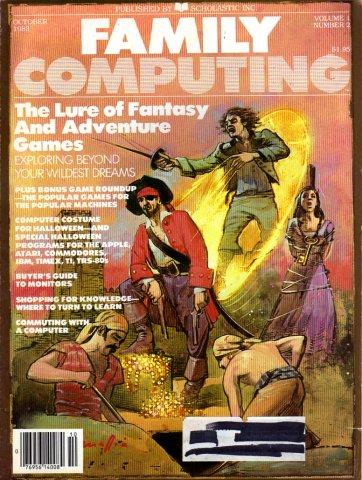 Family Computing Issue 02 (Vol. 01 No. 02)