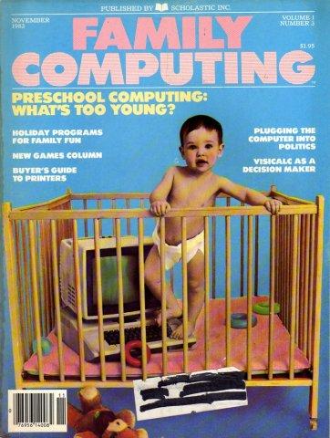 Family Computing Issue 03 (Vol. 01 No. 03)