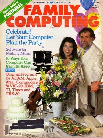 Family Computing Issue 11 (Vol. 02 No. 07)