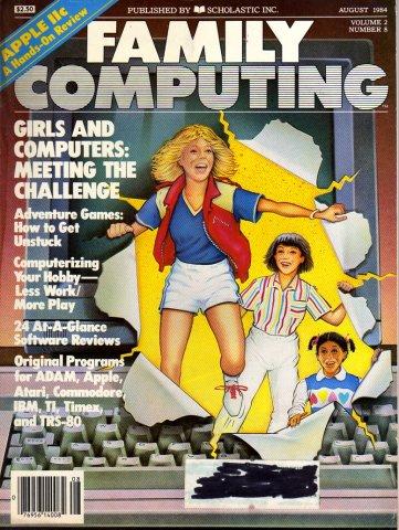 Family Computing Issue 12 (Vol. 02 No. 08)