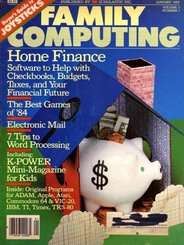 Family Computing Issue 17 (Vol. 03 No. 01)