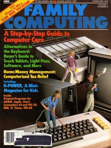 Family Computing Issue 18 (Vol. 03 No.02)