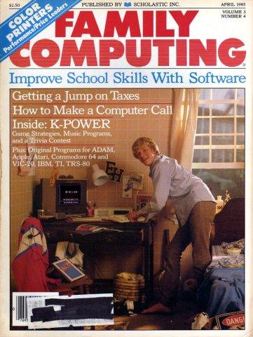 Family Computing Issue 20 (Vol. 03 No. 04)