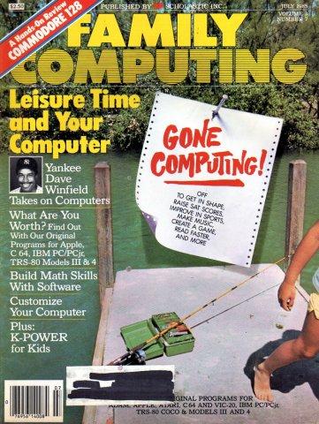 Family Computing Issue 23 (Vol. 03 No. 07)