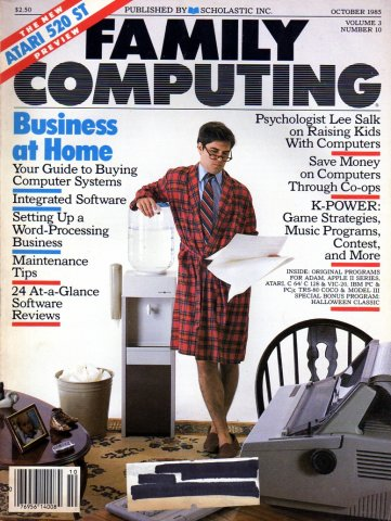 Family Computing Issue 26 (Vol. 03 No. 10)