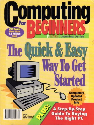 Computing For Beginners