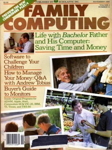 Family Computing Issue 15 Vol. 02 No. 11