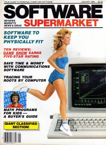 Software Supermarket Vol. 01 No. 01 January 1984