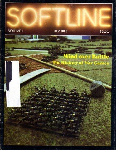 Softline Issue 06 Vol. 01 No. 06