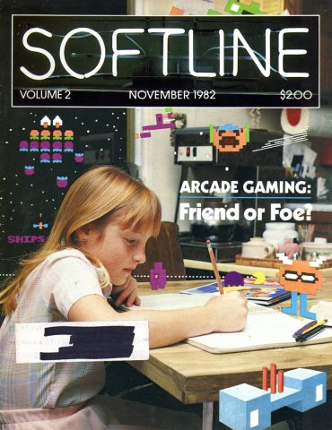 Softline Issue 08 Vol. 02 No. 02