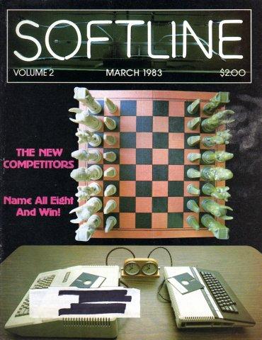 Softline Issue 10 Vol. 02 No. 04