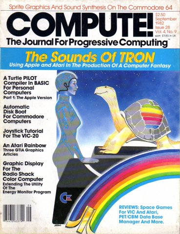 Compute! Issue 028 Vol. 04 No. 09 September 1982