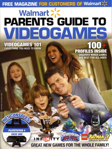 Walmart Parents Guide to Videogames (2013)