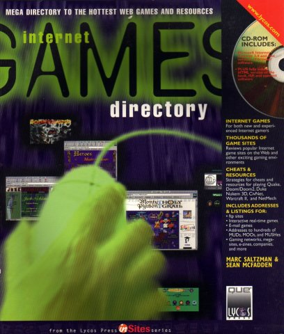 Internet Games Directory