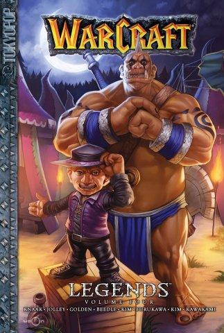 Warcraft Legends vol.4 (2009)