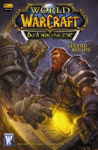 World of Warcraft - Ashbringer 01 (November 2008)