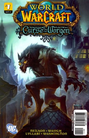 World of Warcraft - Curse of the Worgen 01  (January 2011)