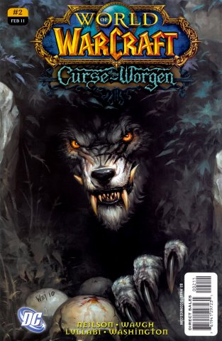 World of Warcraft - Curse of the Worgen 02  (February 2011)