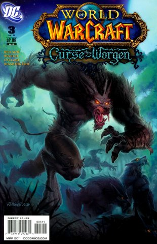World of Warcraft - Curse of the Worgen 03  (March 2011)
