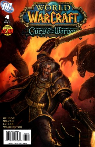 World of Warcraft - Curse of the Worgen 04  (April 2011)