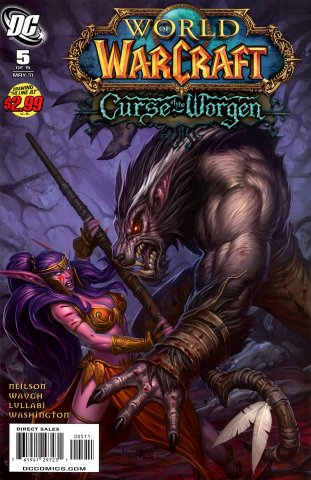World of Warcraft - Curse of the Worgen 05  (May 2011)