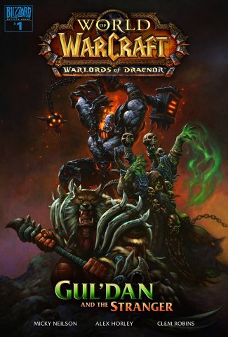 World of Warcraft - Warlords of Draenor 01 - Gul'dan and the Stranger (August 2014)