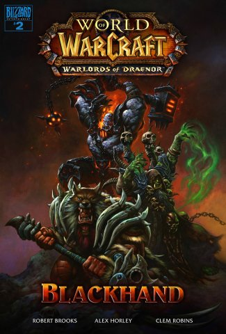 World of Warcraft - Warlords of Draenor 02 - Blackhand (October 2014)