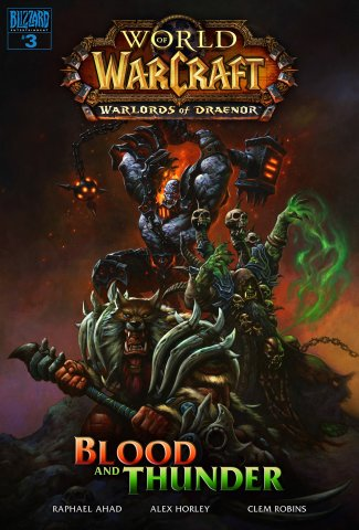 World of Warcraft - Warlords of Draenor 03 - Blood and Thunder (March 2015)