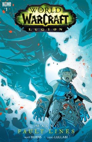 World of Warcraft - Legion 01 - Magni: Fault Lines (June 2016)