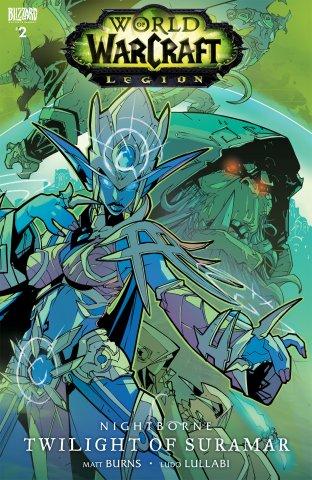 World of Warcraft - Legion 02 - Nightborne: Twilight of Suramar (July 2016)