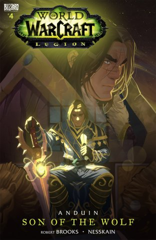 World of Warcraft - Legion 04 - Anduin: Son of the Wolf (July 2016)