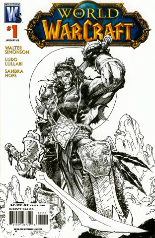 World of Warcraft 01 (incentive) (January 2008)