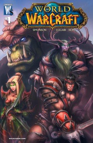 World of Warcraft 01 (variant) (January 2008)