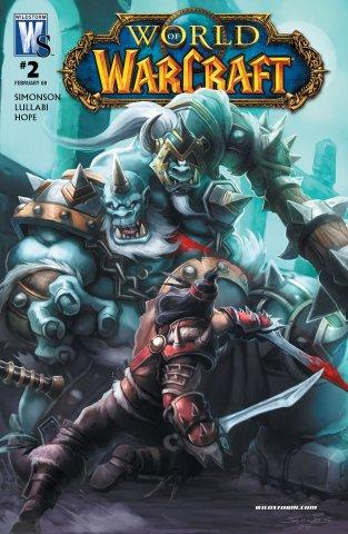 World of Warcraft 02 (variant) (February 2008)