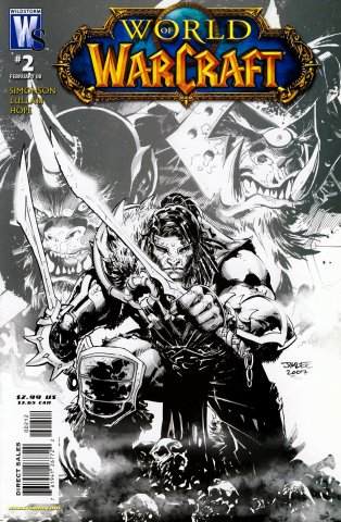 World of Warcraft 02 (incentive) (February 2008)