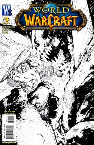 World of Warcraft 03 (incentive) (March 2008)