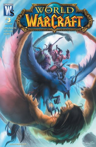 World of Warcraft 03 (variant) (March 2008)