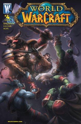 World of Warcraft 04 (variant) (April 2008)