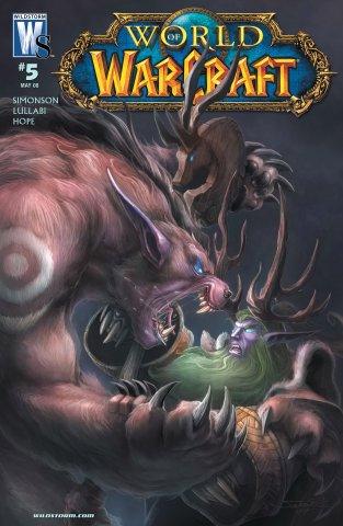 World of Warcraft 05 (variant) (May 2008)