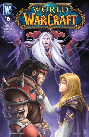 World of Warcraft 06 (variant) (June 2008)