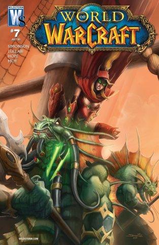World of Warcraft 07 (variant) (July 2008)