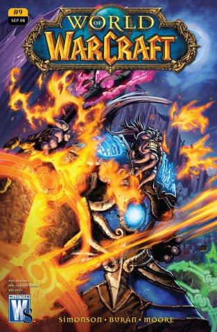 World of Warcraft 09 (RRP variant) (September 2008)