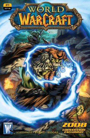 World of Warcraft 09 (convention variant) (September 2008)