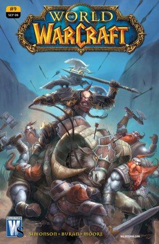 World of Warcraft 09 (variant) (September 2008)