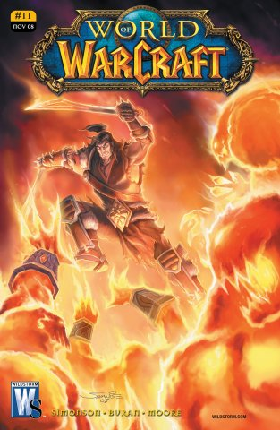 World of Warcraft 11 (variant) (November 2008)