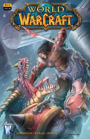 World of Warcraft 12 (variant) (December 2008)